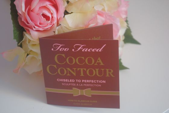Enveloppe Kit Cocoa Contour - Too Faced
