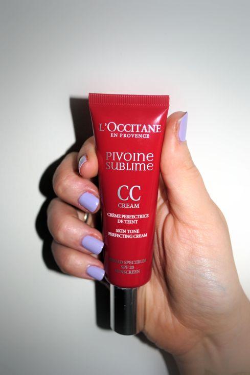 CC Crème Perfectrice de Teint  Pivoine