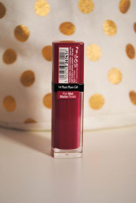 Plum Plum Girl Rouge Edition Velvet Bourjois